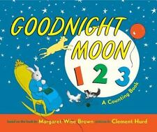 Goodnight Moon 123 (board Book) by Margaret Wise Brown NEW