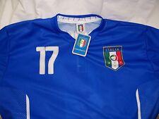 MAGLIA CALCIO IMMOBILE ITALIA TAGLIA M MONDIALI BRASILE 2014 FIFA WORLD CUP