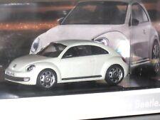 VW new Beetle/Käfer Presse/Launch 2011 Modell/model Box Schuco 1:43 weiss/white