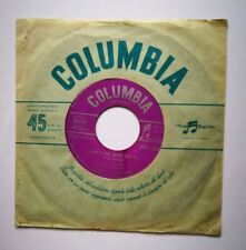 """CLIFF RICHARD - A VOICE IN THE WILDERNESS -  7""""  COLUMBIA SCMQ 1309 ITALY 1960"""