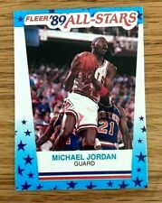 MICHAEL JORDAN 1989 Fleer Sticker #3 - see shipping discount