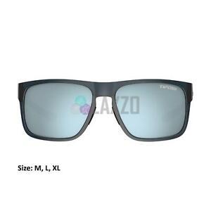 Tifosi Swick Sports Single Lens Eyewear Midnight Navy/Smoke Bright Blue