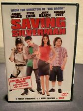 Saving Silverman (Dvd, 2001, R-Rated Version Includes Extra Footage) - Used