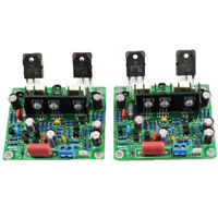 2pcs Assembled MX50 SE 100W+100W Dual Channel Audio Power Stero Amplifier Board