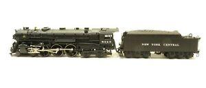 K-Line K3270-5343S NYC J1e Scale Hudson #5344 w/TMCC Railsounds Box Damaged LN