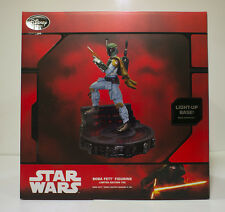 Boba Fett Figurine May 4th Disney Exclusive Limited Edition only 750 Worldwide