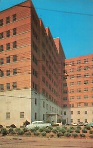 Postcard Ephemera Mercy Hospital Johnstown PA Pennsylvania Building USA