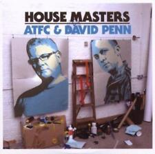 ATFC & DAVID PENN - HOUSE MASTERS 2xCD Unmixed DJ Format (New & Sealed)