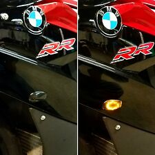 BMW S1000RR turn signal indicator flush mounts Fits years (2009-2017)