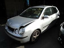 VOLKSWAGEN POLO ENGINE PETROL, 1.4, MAN T/M TYPE, BBY CODE, 09/2000-11/2005