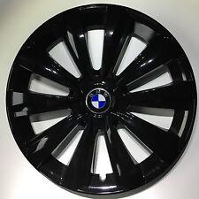 """4 Radkappen Radzierblenden BMW E36 E46 E90 E87 E39 E32 E38 E34 zoll 16"""" schwarz"""