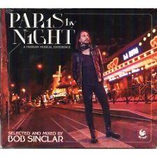 Bob Sinclar - Paris By Night (A Parisian Musical Experience) - CD - Neu / OVP