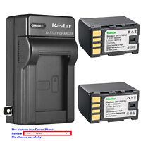 Kastar Battery Wall Charger for JVC BN-VF823 BN-VF823U JVC BN-VF923 BN-VF923U