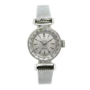 OMEGA DE VILLE  Ladies Manual-winding Wristwatch Stainless steel 31114