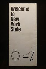 Montreal Canada Expo 1967 New York State Pavilion Fold Our Brochure EXCELLENT