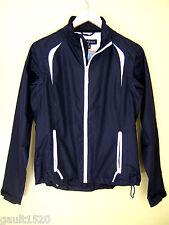 NWT Sunice Storm Pack Fletcher Golf Breaker Black Jacket Convertible Vest S $168