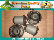 4 FRONT LOWER CONTROL ARM BUSHING PAIR SET HONDA CR-V CIVIC 02-06 ELEMENT 03-11
