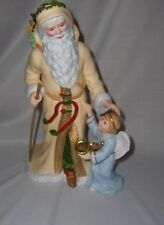 Lenox Fine Porcelain Bavarian Santa Figurine 1994 Internatnal Santa Collection