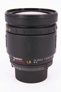 TAMRON AF 28-200mm f/3.8-5.6 IF LD lens with fault Professionally tested