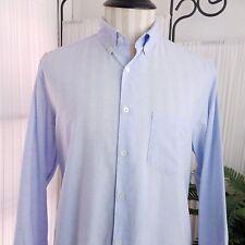 Steven Alan Dress Shirt Large Linen Blend