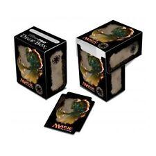 Ultra Pro MTG Mana 4 Planeswalkers Ajani Deck Box & Sleeves 80ct.