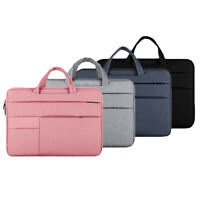 "HN- Shockproof Zipper Laptop Case Bag Handbag for 12"" 13"" 14"" 15.6'' Lenovo MacB"