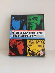 Cowboy Bebop Collectors Edition - Part 1 (Blu-ray, 2013)