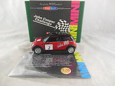 Corgi CC86511 The New Mini Cooper John Cooper Challenge No. 2 in Red scale 1:36