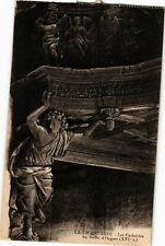 CPA  La Chaise-Dieu - Les Cariatides du Buffet d'Orgues (XVI s) ...   (585960)
