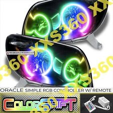 ORACLE Headlight HALO RING KIT for Toyota 4Runner 06-09 ColorSHIFT Simple remote