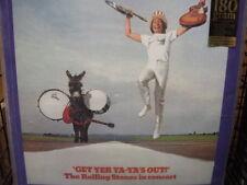 ROLLING STONES GET YER YA YA'S OUT 2003 USA BLACK VINYL LOOSE WRAP 180 GRAM LP