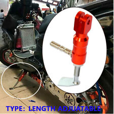 Adjustable Universal Motorcycle Kickstand Foot Brace Parking Leg Foot Side Stand