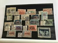 Greece 1937-1947 mounted mint and used  stamps R22548