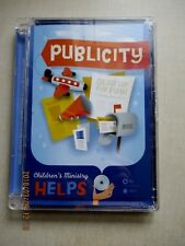 Children's Ministry Helps: Publicity Cd-Rom For Pc/Mac by Standard Publishing