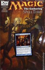 Magic the Gathering: The Spell Thief #1 IDW 2012 Matt Stewart Polybagged Card