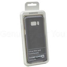 Samsung Coque transparente Ultra Fine Noir pour Galaxy S8