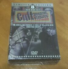 Cult Horror Classics (DVD, 8-Disc Limited Ed.) Devil's Nightmare Hooker Murders
