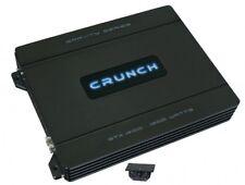 Crunch GTX-1200 Gravity Monoblock 1200 Watt max Verstärker Endstufe GTX 1200