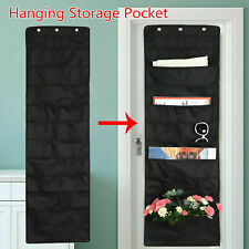 10 Storage Pocket Wall File Organizer Door Classroom Office Hanging Paper Holder