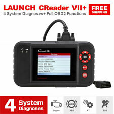 LAUNCH X431 OBD2 Diagnostic Tool Auto Scanner Engine Transmission ABS SRS Tester