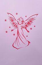 Schablonen 1310 Engel Vintage Stencil Stanzschablonen Flex Schablonen Shabby