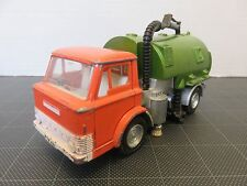 1970's Dinky Toys Johnston Road Sweeper #451 DieCast Car