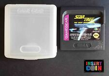 JUEGO SEGA GAME GEAR   STAR TREK THE NEXT GENERATION