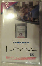 C5 SOUTH AMERICA VENEZUELA CHILE URUGUAY Ford Lincoln Navigation SD CARD SYNC