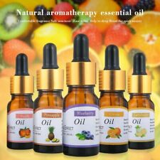 100% Pure Natural Essential Aromatherapy Diffusers Oil Relieve Stress Massage