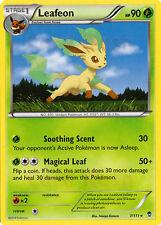 4X Pokemon Furious Fists Leafeon 7/111 Rare Card