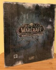 World of Warcraft - Wrath of the Lich King - Collector's Edition SEALED RARE!!!!