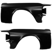 1967 Ford Mustang New Front FENDER Panels Pair Right & Left Side 2 Pcs Dynacorn