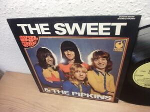 The Sweet & The Pipkins – The Sweet & The Pipkins 70s Belgium Lp Megarare