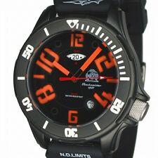 XL-Profi-Taucheruhr DEEP-SEA 20ATM GMT 3DZiffern T0237